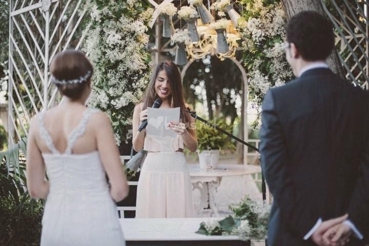 Los 5 consejos para escribir un discurso de boda