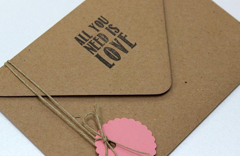 Ideas para invitaciones de boda DIY